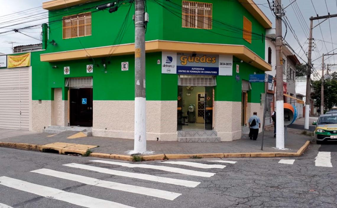 Autoescola Guedes Unidade Vila Anastácio